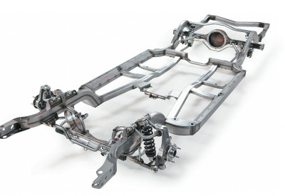 Chassis Bath